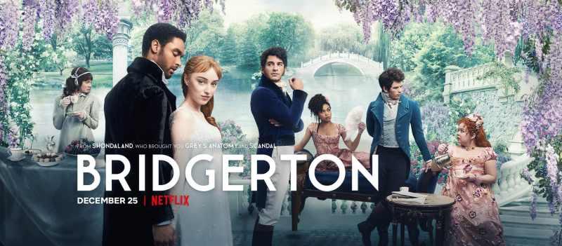 Bridgerton: Serialul momentului s-ar putea intinde pe 8 sezoane