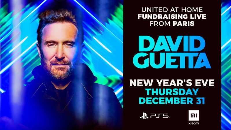 Concertul lui David Guetta de Revelion este pe YouTube