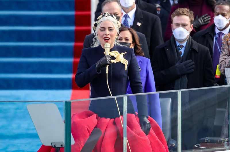 lady gaga ceremonie