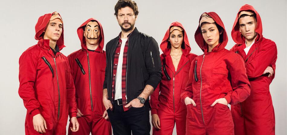 La Casa de Papel sezonul 5 - finalul seriei spaniole