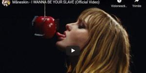 Trupa Maneskin a lansat clipul oficial al piesei I Wanna Be Your Slave