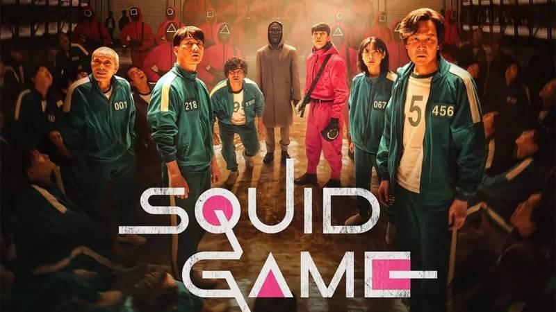 Squid Game - serialul de pe Netflix